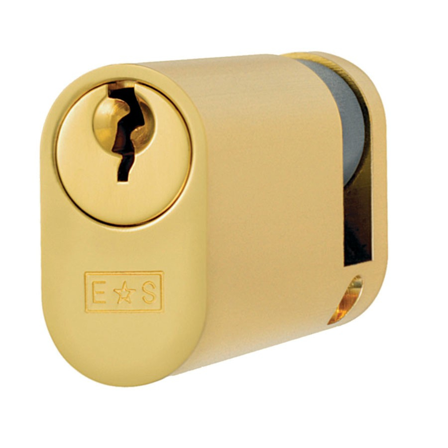 Eurospec MP5 Architectural 5,Pin Oval Single Cylinder