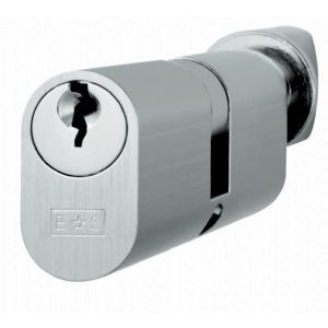 Eurospec MP5 Architectural 5,Pin Oval Cylinder & Turn