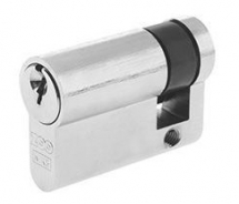 Zoo Hardware Vier 5,Pin Architectural Euro Single Cylinder