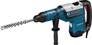 BOSCH GBH8-45D ROTARY HAMMER (8KG SDS MAX)