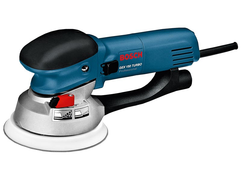 Bosch GEX 150 Turbo Random Orbit Sander