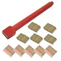 Scutch Comb Holders,combs & Ch
