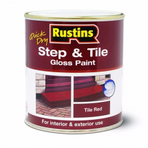 Rustins Quick Dry Step and Tile Paint