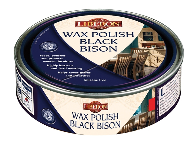Liberon Black Bison Wax Polish 500ml