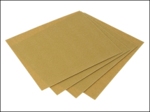 GLASS PAPER SANDING SHEETS 280 x 230