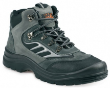 Worksite Trainer Boot Grey/Black