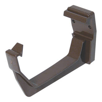 Floplast Square Line Fascia Bracket 114mm