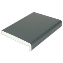 Floplast Anthracite Grey Mammoth Board 18mm