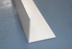 Floplast WT32 50mm x 50mm 90* RIGID ANGLE