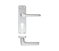 Zoo Hardware Contract Aluminium Lever Collection